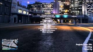 GTA V Mod Menu Online 1.15   Download