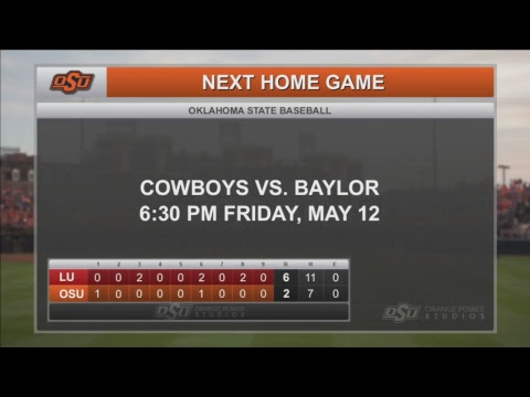 Cowboy Baseball vs. Lamar - Game 3