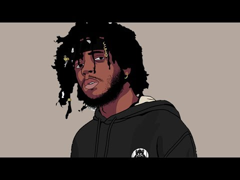 Free 6lack  Post Malone Type Beat  demons