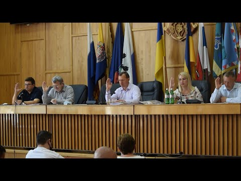 В Ужгороді відбулося чергове засідання виконкому