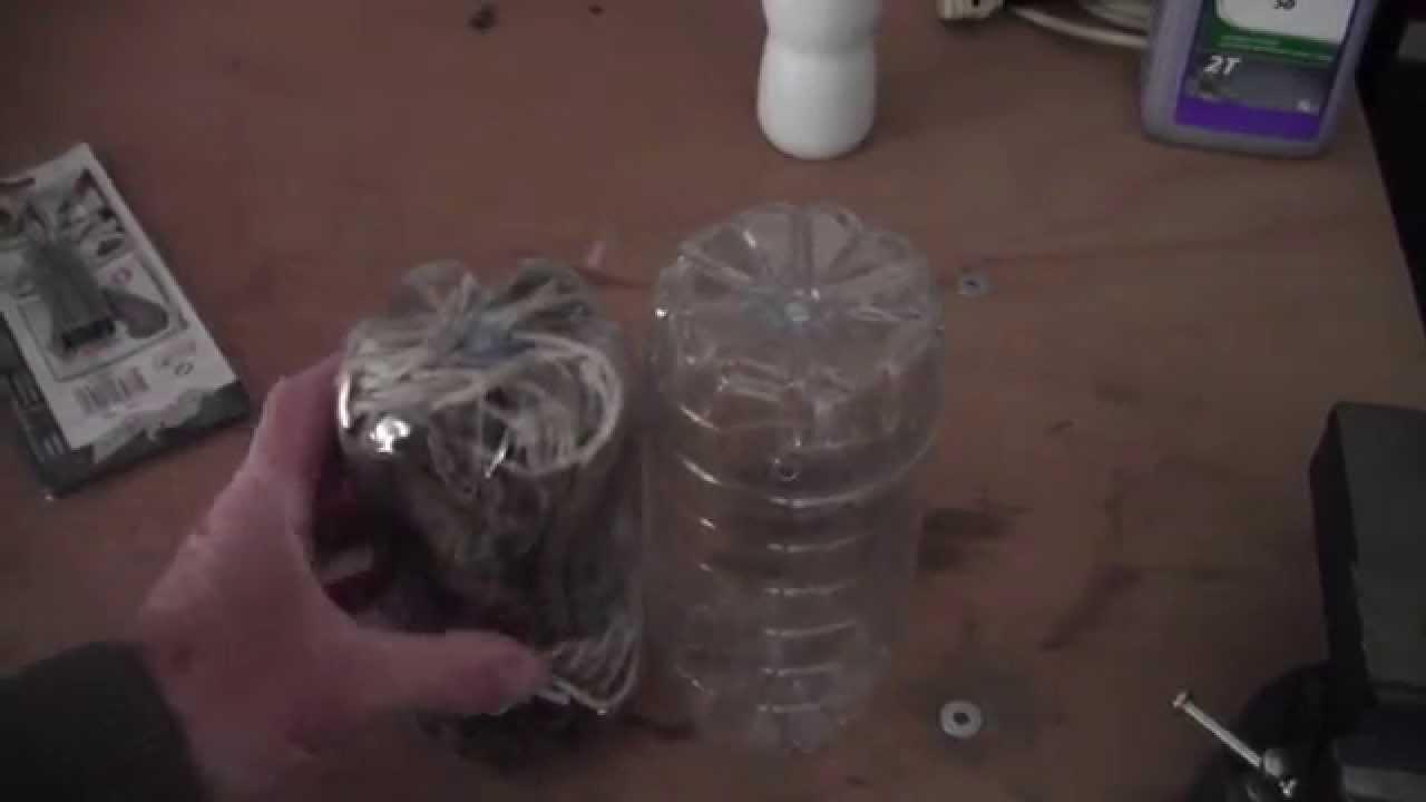 Contenitore realizzato riciclando bottiglie di plastica youtube - Fermatovaglia per tavoli di plastica ...