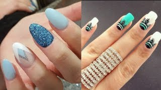 New Nail Art   The Best Nail Art Designs Compilation  Easy Nails Tutorial(part6)