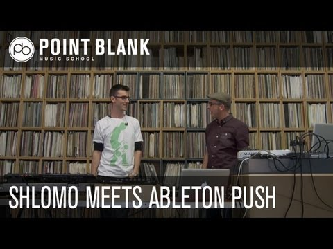 UK Beatboxer Shlomo Meets Ableton Push