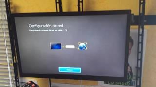 Cómo seleccionar red LAN cable o WiFi, los monitores Samsung