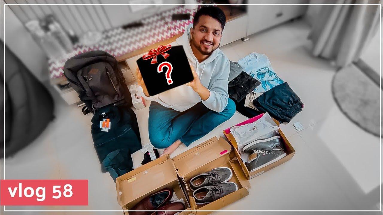 पीयू ने दिले Best Birthday Gift..!!🎁😍 | PriyankaPrakash | Vlog# 58