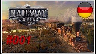 ⚓ Wir erobern den Mittleren Westen #001 Railway Empire 🇩🇪