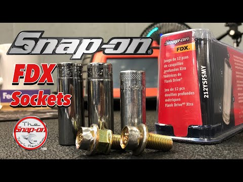 New Product Testing - SNAP-ON FDX Sockets - Do They Work?