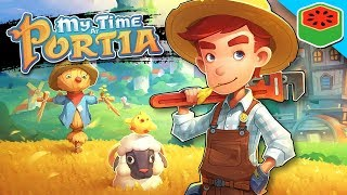 3D STARDEW VALLEY IS SO ADDICTIVE   My Time At Portia