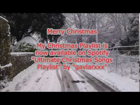 The Ultimate Christmas Song Playlist