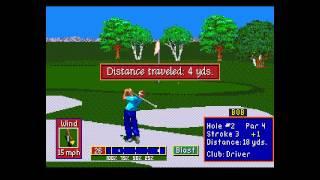 PGA Tour Golf II ... (Sega Genesis)