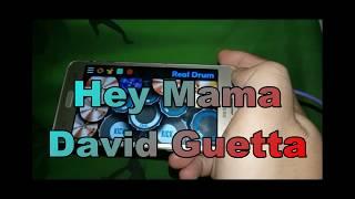 Hey Mama-David Guetta   COVER REAL DRUM