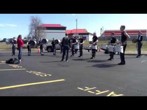 Hardin Valley Academy Indoor Drumline 2013