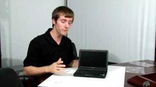 Lenovo Ideapad S10 Netbook Unboxing and Overview
