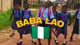 Diamond Platnumz - Baba Lao (Official Dance From Nigeria)