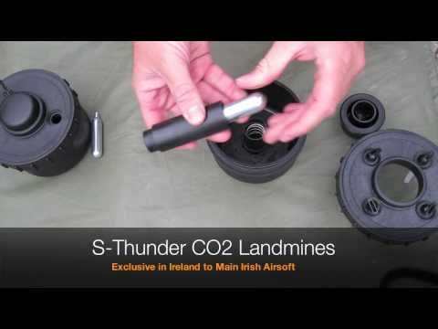 Airsoft S-Thunder Mines Review