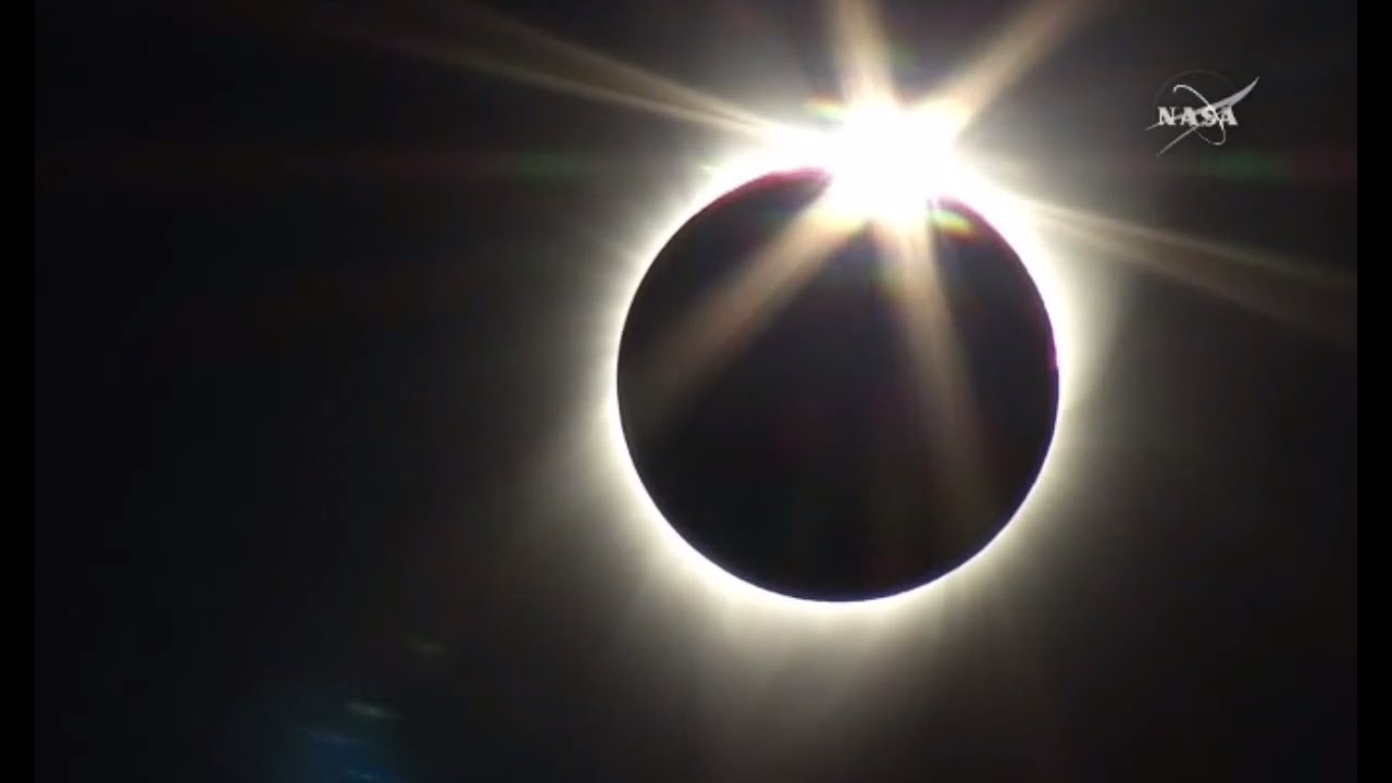 Diamond Ring In A Total Eclipse