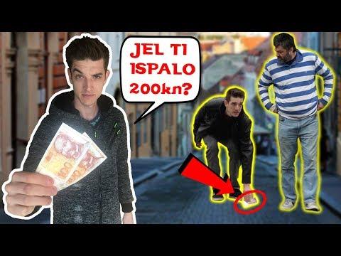 JE LI OVO TVOJIH 200 KUNA? | Test poštenja | Magic Leon