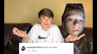 quitting youtube because of hate