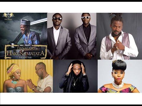 African modern dance music (5)