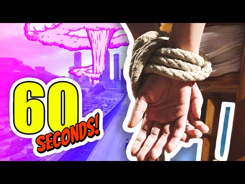 THEY KIDNAPPED MY FAMILY! | 60 Seconds #2
