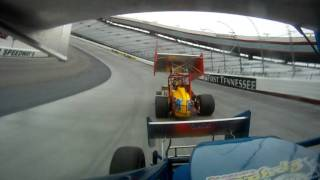 #82 E.D.S. Motorsports MSRESS Sprint Car at Bristol Motor Speedway