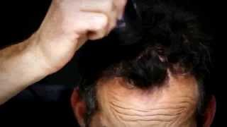 Камуфляж для редких и тонких волос для мужчин и женщин.(, 2014-01-27T13:58:59.000Z)