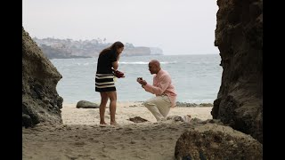 Nothing short of a Beautiful Day in Laguna Beach with an even beautiful couple Olga & Stan!