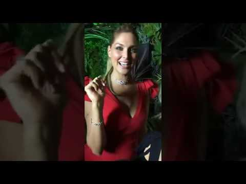Blanca Soto en la fiesta de lanzamiento de RAZE 27Jun17
