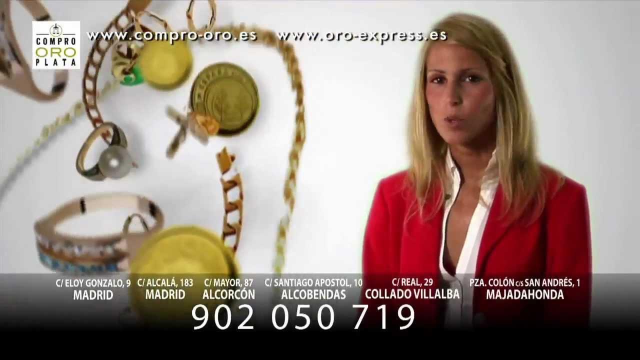 cdf1164b6485 Compro Oro Barona - Compraventa de oro y plata - YouTube