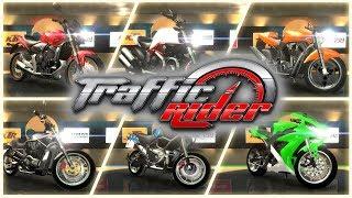 Traffic Rider - All Bikes Max Upgrade - Max Speed - Android/iOS Gameplay screenshot 4