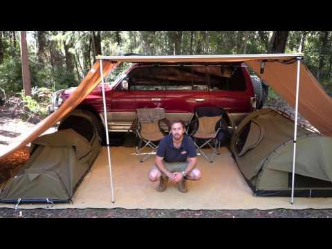 Kings 5mx2 5m Mesh Floor Features Youtube