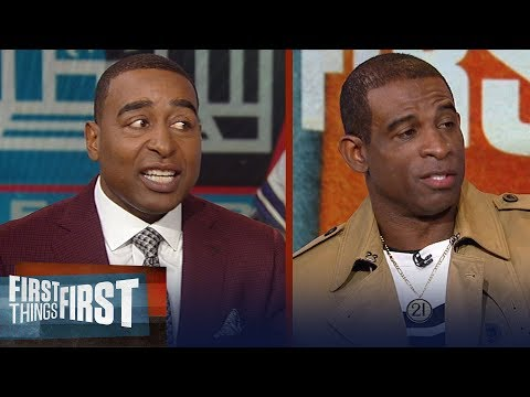 Deion Sanders gives advice to Jalen Ramsey, Talks Cowboys & Amari Cooper | NFL | FIRST THINGS FIRST