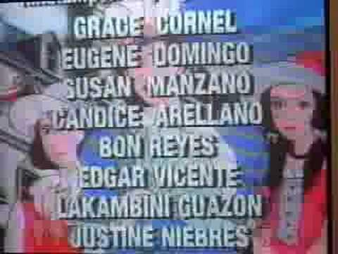 Cinderella Monogatari tagalog Closing