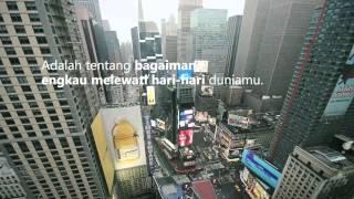 Video Renungan 3 Menit..: Perjalanan Hidup yang Singkat