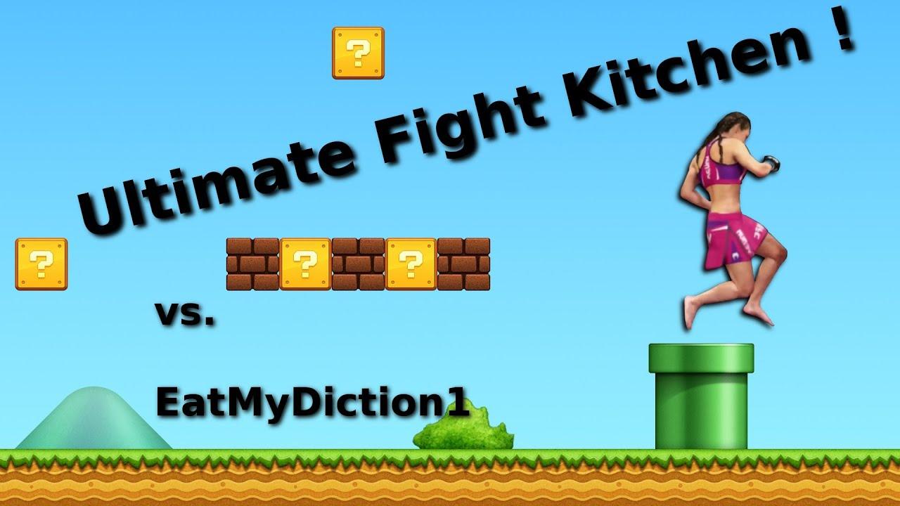 EatMyDiction1 vs. Ellohime - EA Sports UFC - Women can fight too ...