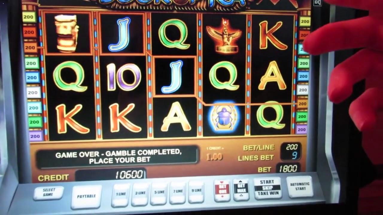 Игровые автоматы демо игра