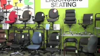 Office Furniture Outlet In San Diego Dealer Showroom Video