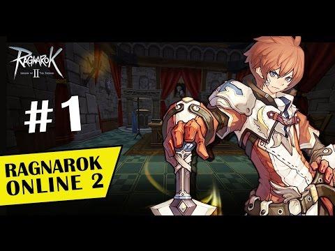 Ragnarok Online 2 – Gameplay – Backsmith [PT-BR] #1