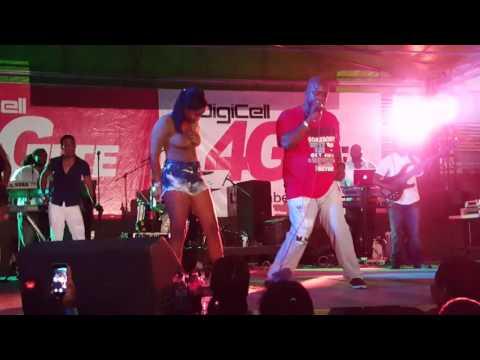 Belize 3rd Annual Soca and Jazz Festival - Byron Lee Reunion, Dj Puffy, Lyrikal, Ernestine Carballo