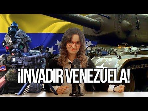 Ya es hora de invadir Venezuela - La Pulla