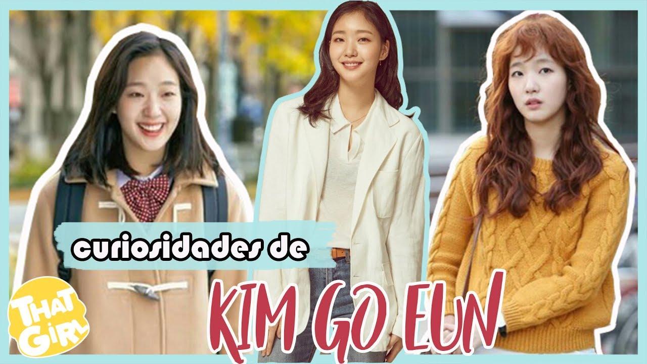 KIM GO EUN | 15 CURIOSIDADES QUE NO SABÍAS SOBRE ELLA 💟 | ThatGirl