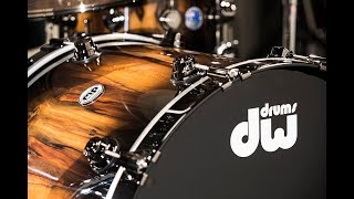 The Build Sound of the DW Pure Tasmanian Timber