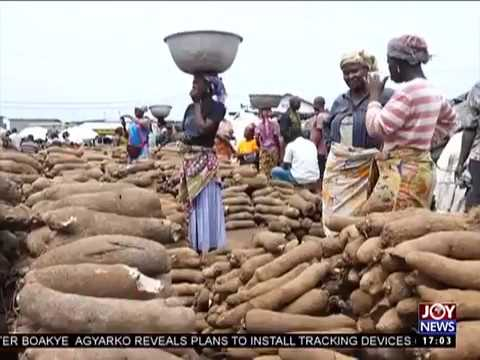Developing Agriculture - Business Live on JoyNews (7-6-17)