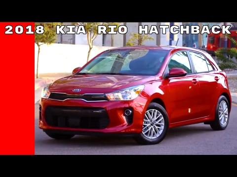 2018 Kia Rio 5-Door Hatchback