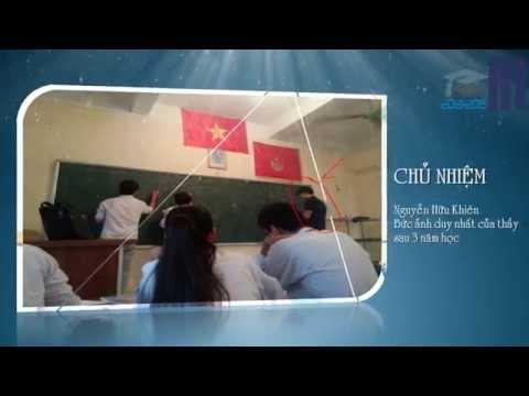 Lớp A1 khóa 2012-2015 THPT Quỳnh Thọ