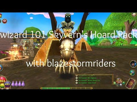 Wizard101 Skyvern Hoard Pack