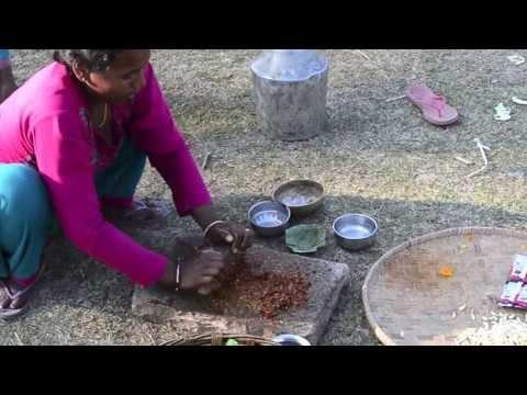 Nepal: Nepali community picnic