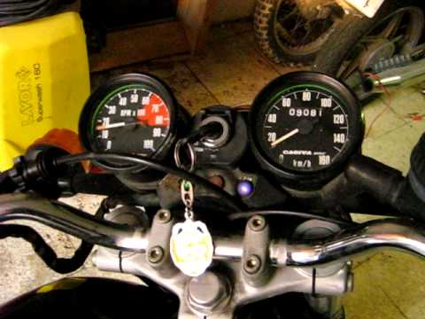 CAGIVA SST 350 YouTube