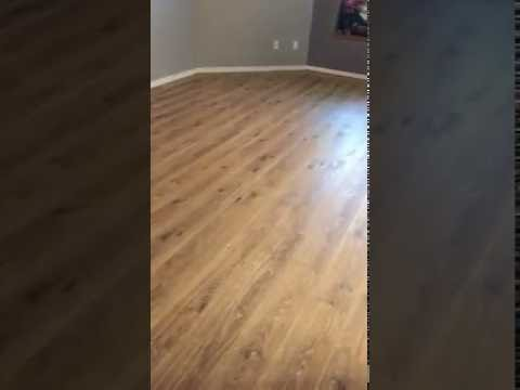 Laminate Flooring Installation | Aquaguard Waterproof Laminate