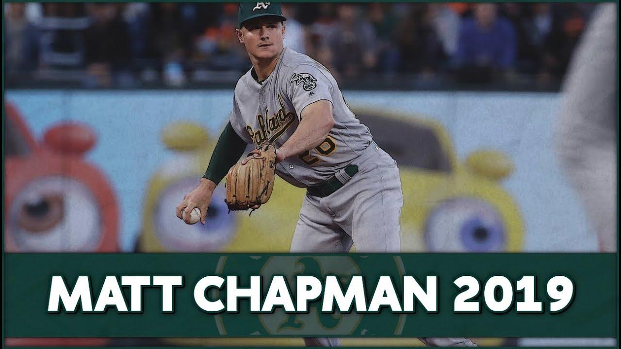 Matt Chapman 2019 Highlights